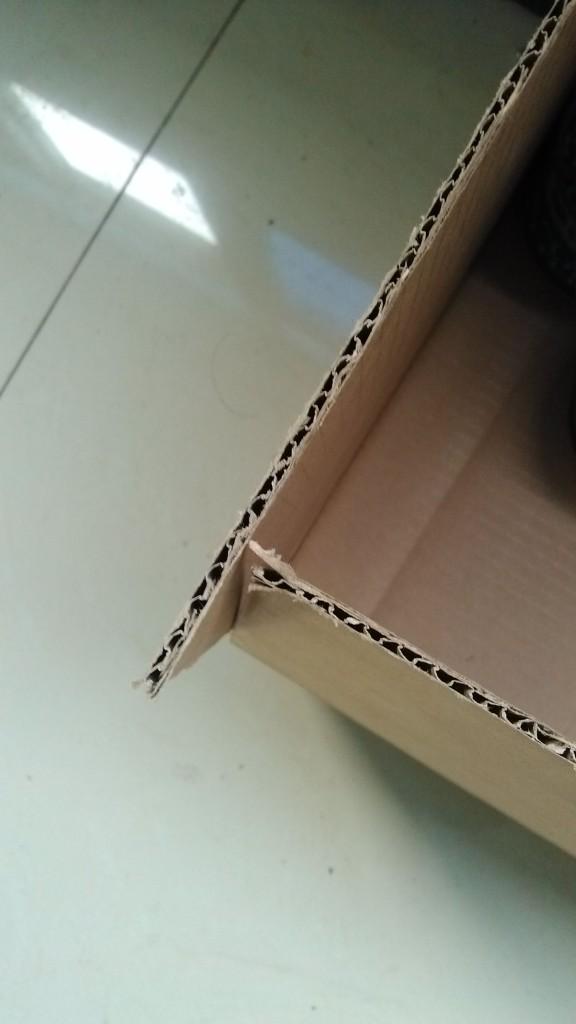 三层瓦楞纸板(5mm)